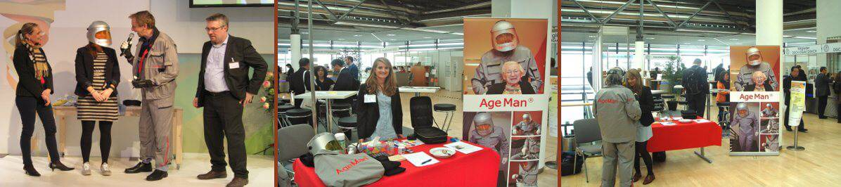 Event Highlight mit dem AgeMan®