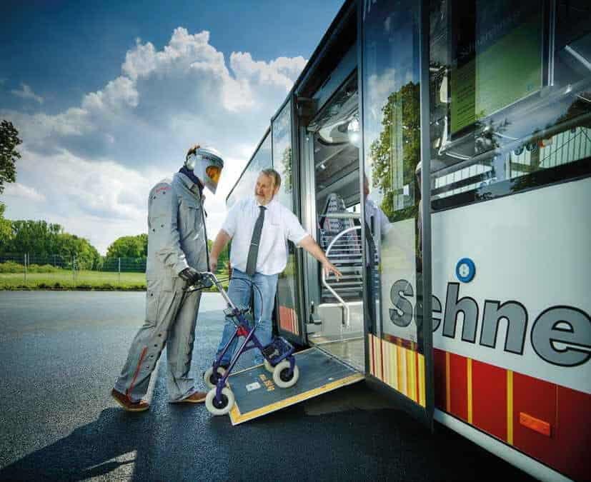 Busfahrer Weiterbildung RVM