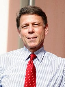Dr. Gundolf Meyer-Hentschel, Erfinder Altersanzug AgeMan