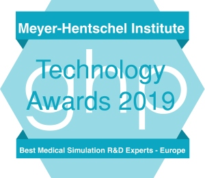 Meyer-Hentschel Institute has been awarded as Best Medical Simulation R&D Experts